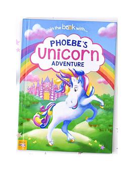 Very Personalised Hardback Unicorn Book In A Giftbox Picture
