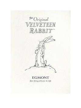 Very Personalised The Original The Velveteen Rabbit Book In Gift Box Picture