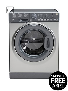 hotpoint-aquarius-wdal8640g-8kg-wash-6kg-dry-1400-spin-washer-dryer-graphite