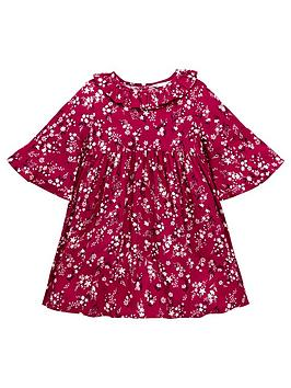 mini-v-by-very-girls-floral-dress-burgundy
