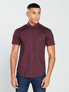 v-by-very-short-sleeve-printed-geo-shirt