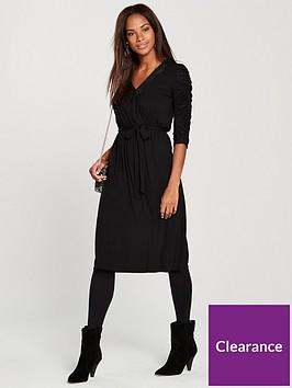 v-by-very-lace-trim-jersey-midi-dress-black