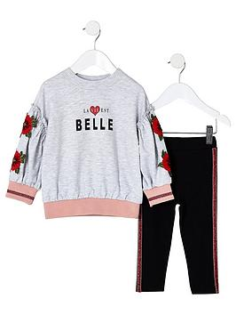 river-island-mini-girls-belle-flower-sweat-and-leggings-outfit-grey