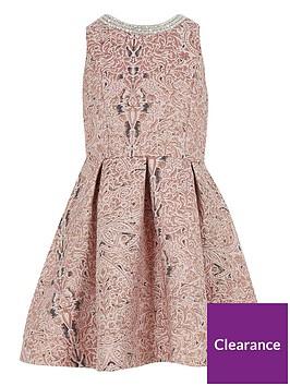 river-island-girls-pink-metallic-jacquard-prom-dress