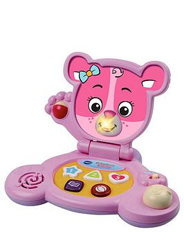 Vtech Baby Bear Laptop  Pink