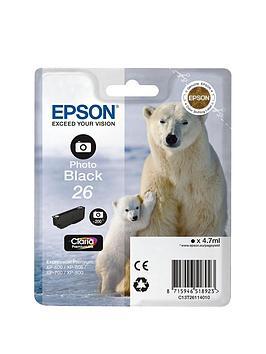 epson-singlepack-photo-black-26-claria-premium-ink