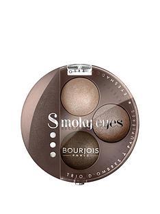 bourjois-smoky-eyes-trio-nude-ingenu-free-bourjois-eyeshadow-shader-brush