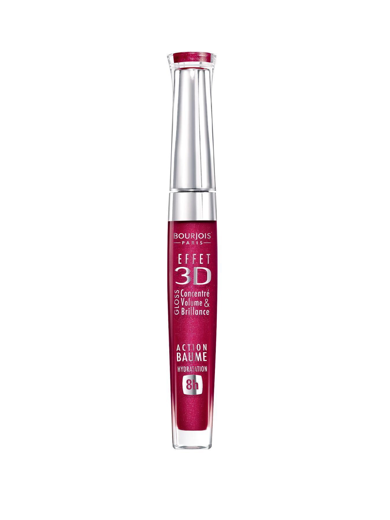 Effet 3D Lipgloss - Rouge Democratic