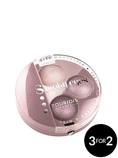bourjois-smoky-eyes-trio-rose-vintage-free-bourjois-cosmetic-bag