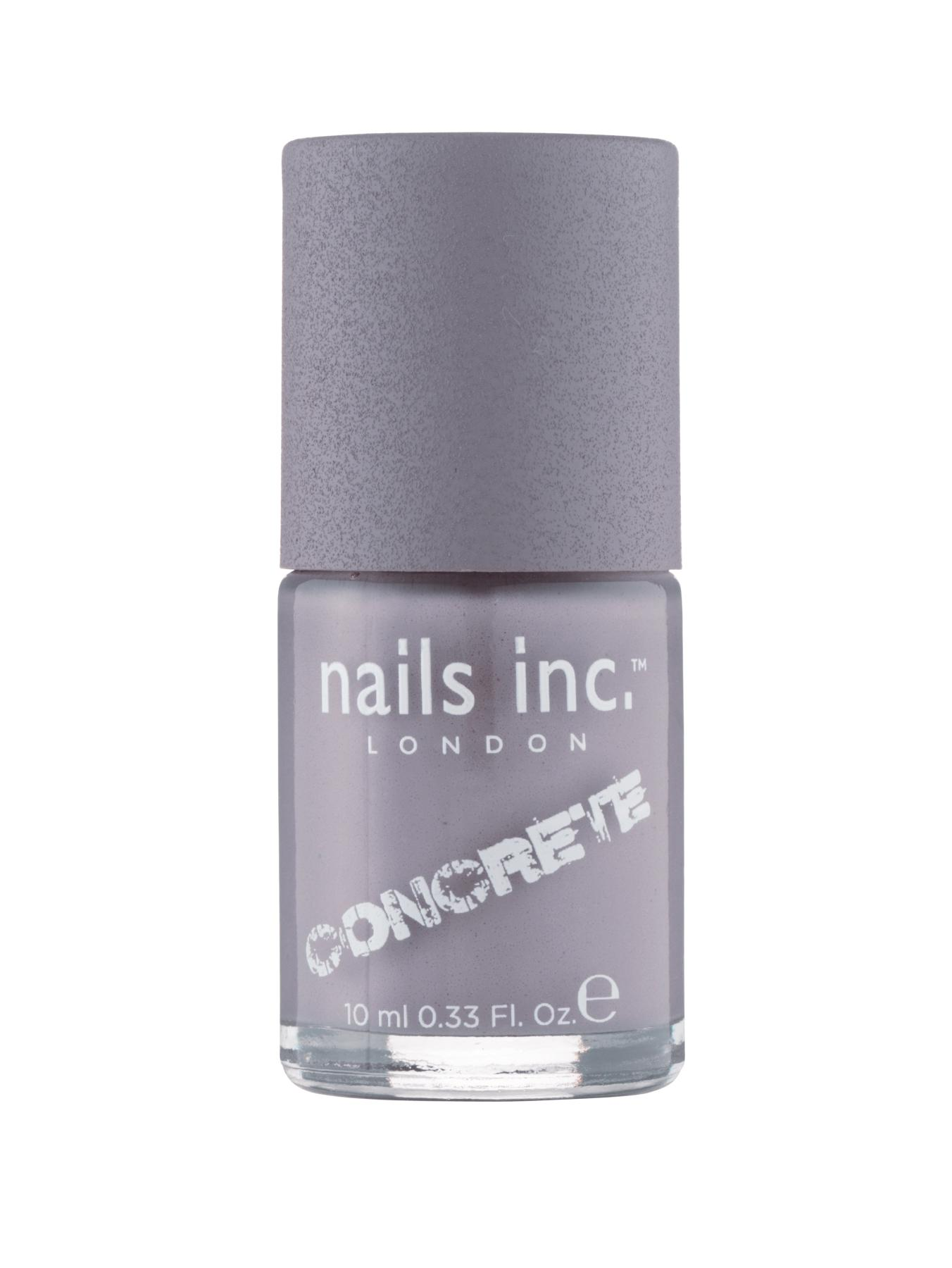 London Wall Concrete Nail Polish *Free Gift