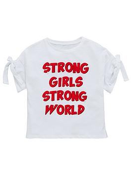 v-by-very-girls-slogan-pearl-t-shirt-white