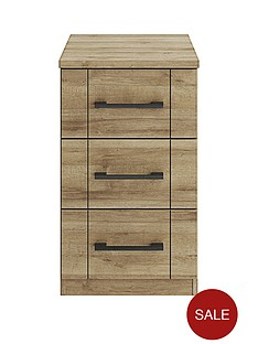 consort-kardonnbspready-assembled-3-drawer-bedside-chest