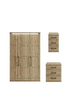 Wood Effect Consort Bedroom Furniture Sets Home Garden Www