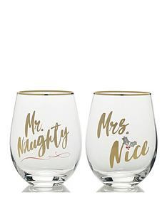 creative-tops-cheers-mr-naughty-and-mrs-nice-stemless-wine-glasses-ndash-set-of-2
