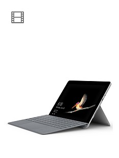 microsoft-surface-go-intelreg-pentiumreg-gold-processor-4415y-4gb-ram-64gb-emmc-ssd-10-inch-touchscreen-2-in-1-laptop-with-type-cover-and-optional-office-365-home