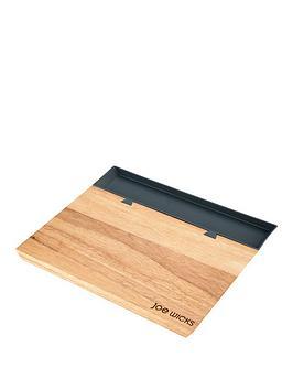 Joe Wicks Joe Wicks Large 35 X 25 Cm Chopping Board And Tray Picture