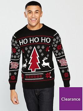 v-by-very-holly-jolly-slogan-christmas-jumper
