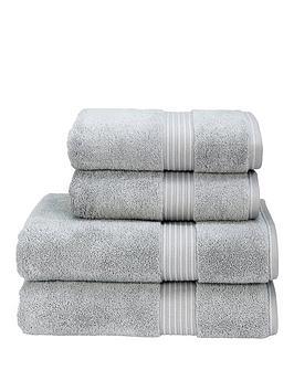 Christy Supreme Hygro&Reg; Supima Cotton Towel Collection &Ndash; Silver - Bath Sheet