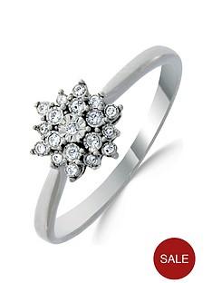 love-diamond-9ct-white-gold-10-point-diamond-flower-cluster-ring