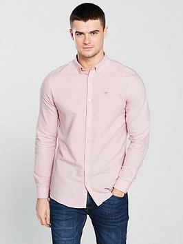 river-island-new-pink-oxford-shirt