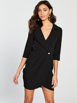 river-island-tux-dress--black