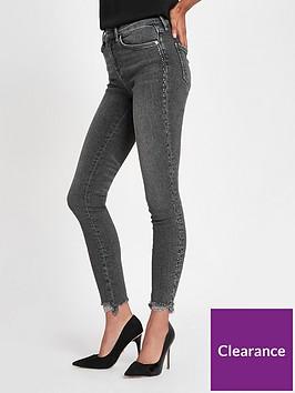 river-island-regular-length-amelie-skinny-jeans-washed-black