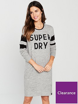 superdry-scandi-knit-sweater-dress-grey-marl