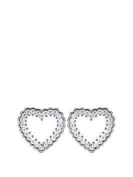 the-love-silver-collection-rhodium-plated-sterling-silver-amp-cubic-zirconia-heart-stud-earrings