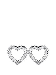 the-love-silver-collection-rhodium-plated-sterling-silver-cubic-zirconia-heart-stud-earrings