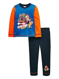 fireman-sam-pyjamas