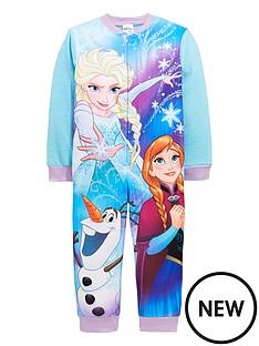 character-frozen-girls-fleece-sleepsuit