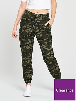 v-by-very-petite-cargo-trouser-camouflage-print