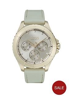 boss-premiere-beige-sunray-crystal-set-multi-dial-leather-strap-ladies-watch