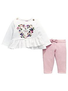 baker-by-ted-baker-baby-girls-jersey-top-and-quilted-legging-set