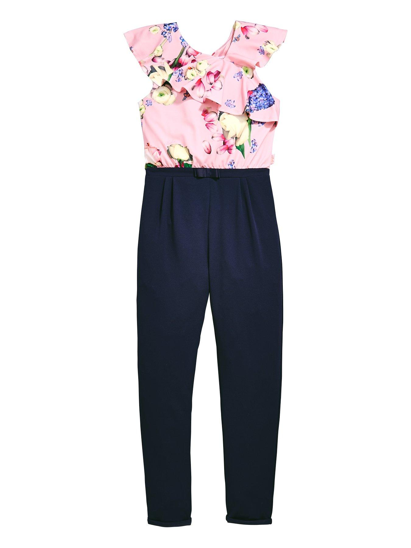 Girls' Clothing (newborn-5t) One-pieces Baby Ted Baker Romper Bringing More Convenience To The People In Their Daily Life