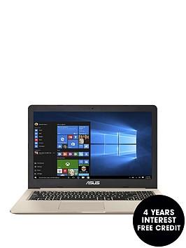 asus-asus-vivobook-pro-n580gd-dm230t-intel-core-i7-geforce-gtx-1050-8gb-ram-1tb-hard-drive-156in-laptop