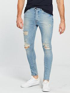 gym-king-gym-king-rip-amp-repair-skinny-jeans
