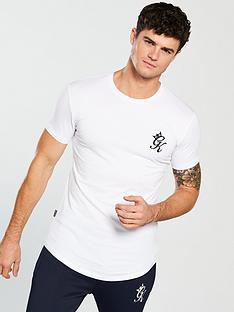 gym-king-short-sleeved-t-shirt-white