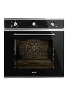 smeg-cucina-sf64m3vn-60cm-electric-single-built-in-oven-ndash-black