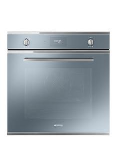 smeg-cucina-sfp6401tvs-60cm-multifunction-built-in-electric-oven-with-pyrolyticnbspcleaning-silver-glass