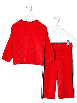 river-island-mini-mini-girls-red-knit-jumper-outfit