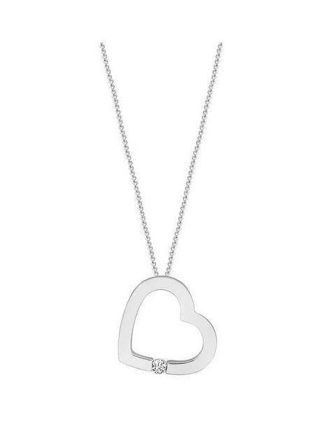 love-diamond-9ct-white-gold-diamond-set-heart-pendant-necklace