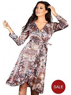 sistaglam-loves-jessica-sistaglam-loves-jessica-mixed-animal-print-slinky-wrap-dress