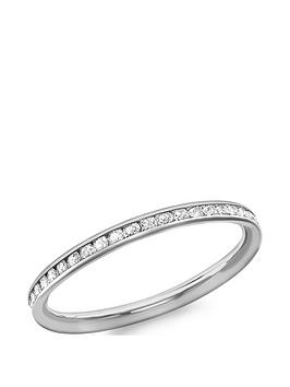 love-gold-9ct-white-gold-cubic-zirconia-set-ring