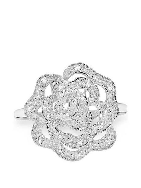 love-diamond-9ct-white-gold-diamond-set-rose-ring