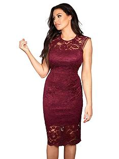 sistaglam-loves-jessica-lace-top-bodyconnbspscuba-dress-berry