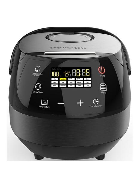 drew-cole-cleverchef-14nbspin-1nbsp5l-digital-multi-cooker-charcoal