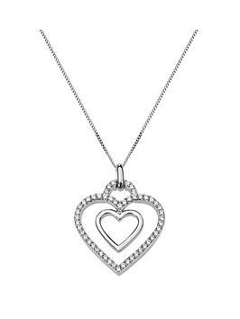 love-diamond-9ct-white-gold-23-point-diamond-heart-pendant-necklace