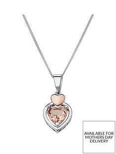 love-gem-rose-gold-plated-sterling-silver-morganite-heart-pendant-necklace