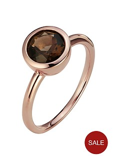 love-gem-rose-gold-plated-sterling-silver-smoky-quartz-solitaire-ring